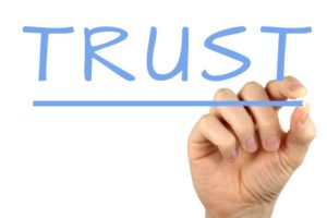 trust the agency you work with
